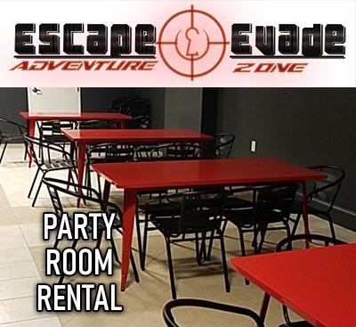 Escape & Evade Adventure Zone