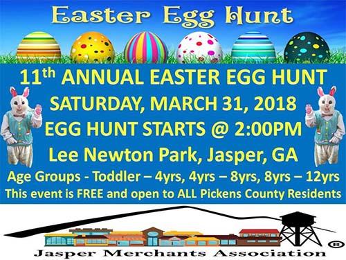 Egg Donations Needed For Annual Hunt in Jasper