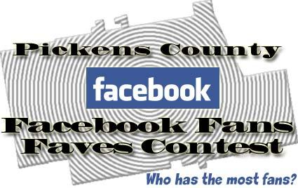Facebook Fan Faves Contest - <em>Who has the most fans?</em>