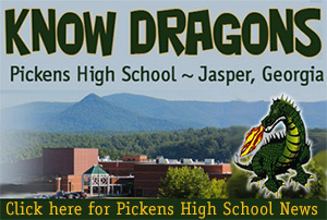 Know Dragons - Pickens High School News