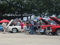 County Line Baptist Car Show