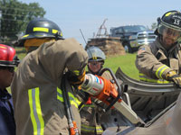 Pickens Extrication Training