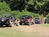 JEEPFEST Elk Overlook Trails