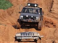 JEEPFEST Obstacle Course