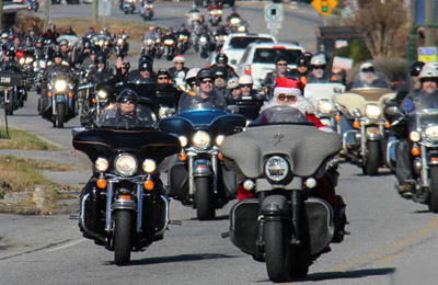 North Georgia Toy Run