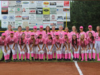 PHS Softball Pink Out Game