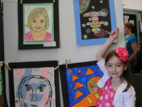 SAA Elementary Youth Art Show