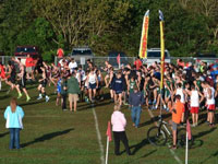 Sharptop Invitational XC