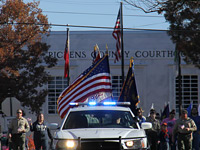 Veterans Day Parade 2014