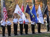Veterans Day Program 2014