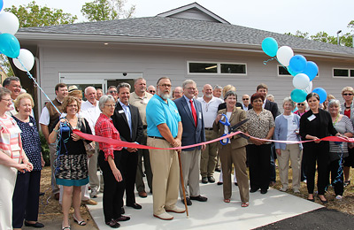 Good Samaritan Ribbon Cutting