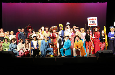 PHS Theatre 'Hello Dolly'