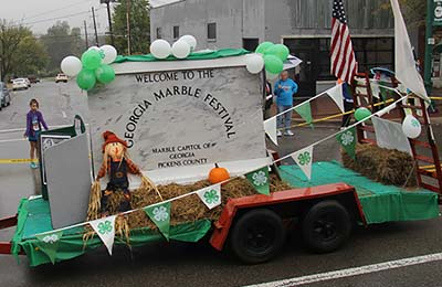 Marble Festival Parade