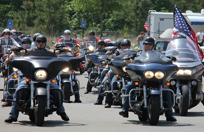 Ride For Our Fallen Heroes