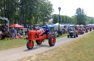 Antique Engine & Tractor Show