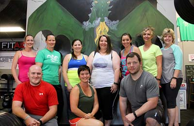 FireBreather Crossfit Opens