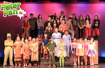 PCMS 'Peter Pan, Jr.'