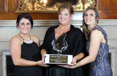 Salon 84 Named 2016 Small Business of the Year