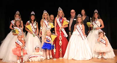 Miss Georgia Marble Pageant
