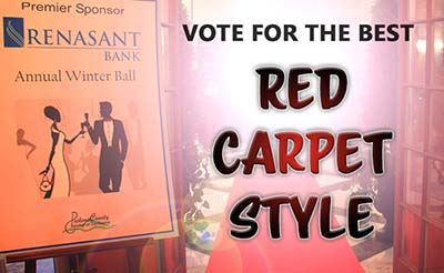 Red Carpet Style Contest