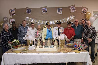 Birthdays of WWII Veterans