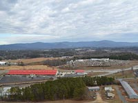 Pickens County Aerial
