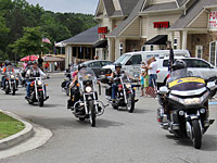 Am. Legion Motorcycle Ride