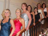 Vote for Pickens Chamber Belle of the Winter Ball at Historical Tate House