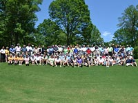 Bent Tree Golf 40th Anniv.