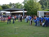 Pickens County Chamber of Commerce Rustic Round-up Picnic
