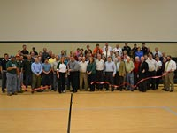 Pickens County Community Center Opening Ceremony and Ribbon Cutting