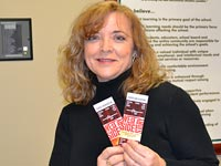 Contest Winner Debbie Roper - two tickets to West Side Story