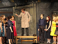 PHS Drama presents 'CURTAINS'