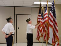 DAV Chapter 47 Flag Dedication