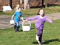 JMA Easter Egg Hunt