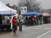 Jasper Farmers Market on Main