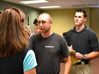 Standardized Field Sobriety Test Training at the PSO