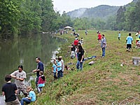 Annual Fishing Rodeo