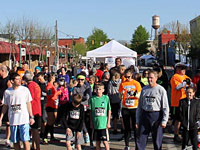 Optimist 5K Flapjack Run