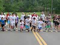 Footsteps for Families 5K