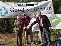 Good Samaritan Ground Breaking