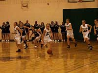 PHS JV Girls Basketball