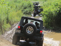 JEEPFEST Pig Pen Mud/Trails