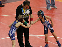 GA Little Kids State Wrestling