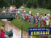 Mayor Weaver's Duck Race and Field Day for JYSA