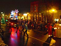 Night of Lights Celebration and Parade