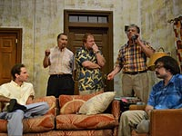 Tater Patch Players presents 'The Odd Couple'
