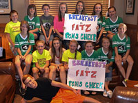 PCMS Cheer Pancake Breakfast