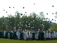 Pickens High School Graduation