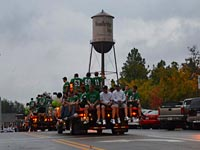 Pickens High School Homecoming Parade
